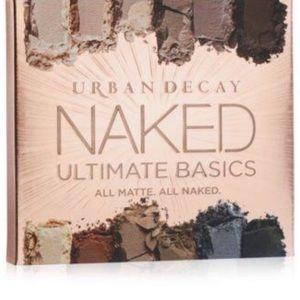 Urban Decay Naked Ultimate Basics Pallet